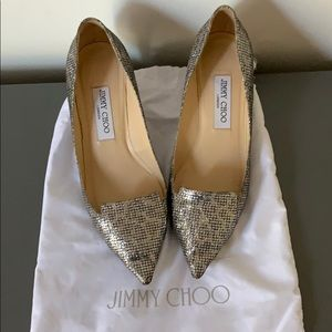 Jimmy Choo Kitten Heel
